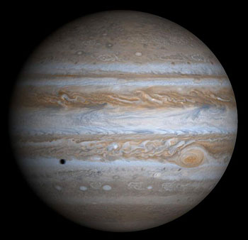 Gordon Rumford Ministries Daily Devotional - Thank God for Jupiter