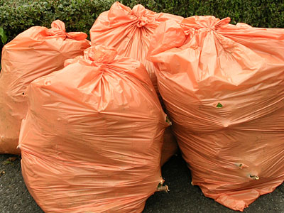 Gordon Rumford Ministries - Daily Devotional - A Garbage Collector?