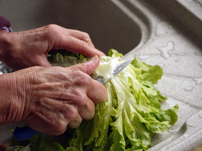 Gordon Rumford Ministries - Daily Devotional - Making Meals For One