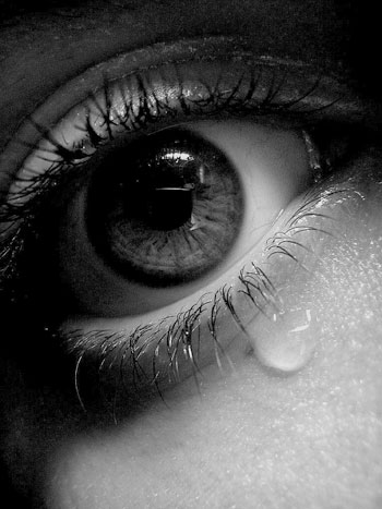 Gordon Rumford Ministries | Daily Devotional | A Place For Tears